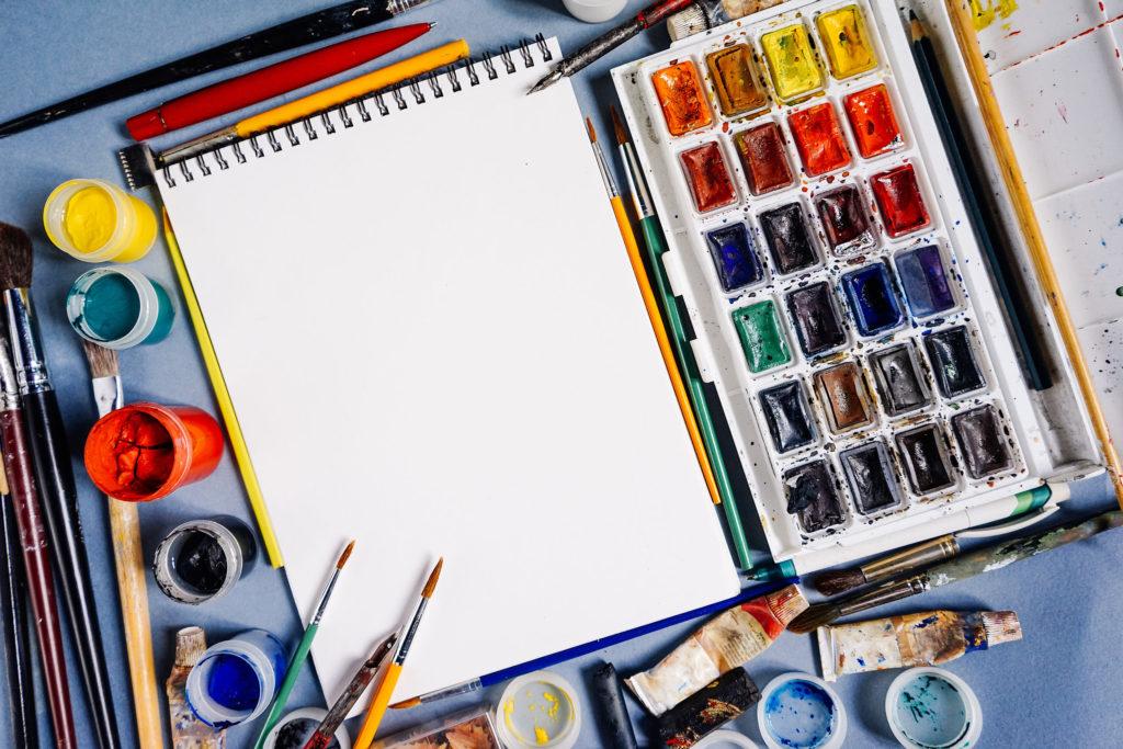 Courses | Blue Palette Art Studio