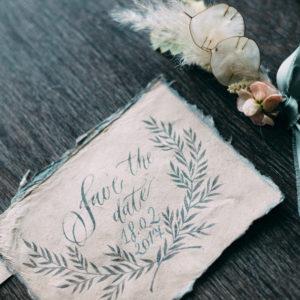 Custom Calligraphy Services
